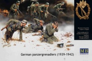 MASTER BOX 3518 - 1:35 German Panzergrenadiers