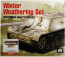 VALLEJO 72220 - Winter Weathering Set