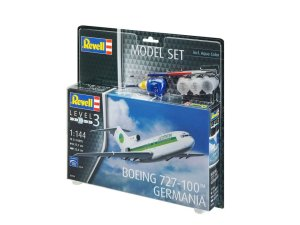 REVELL 63946 - 1:144 Boeing 727-100 Germania