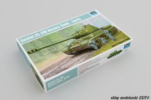 TRUMPETER 05589 - 1:35 Soviet JS-2M Heavy Tank - Early