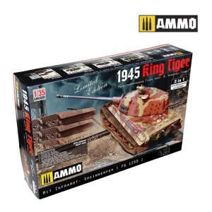 AMMO MIG 8500 - King Tiger 1945 Limited Edition