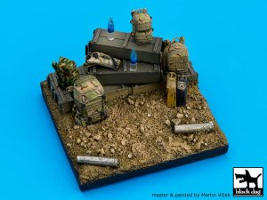 BLACK DOG D35003 - 1:35 US Army - base