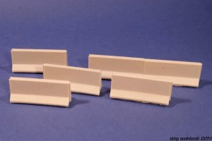 PANZERART 35167 - 1:35 Jersey Concrete Barrier (Small)