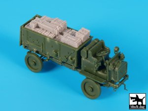 BLACK DOG T72103 - 1:72 FWD Model B Lorry accessories set