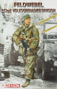 DRAGON 1629 - 1:16 Feldfebel 352nd Volksgrenadier Division