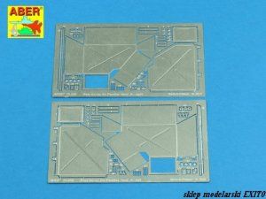 ABER 25020 - 1:25 Rear boxes for Panther A