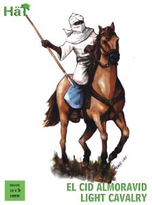 HAT 28020 - 28 mm - El Cid Almoravid Light Cavalry