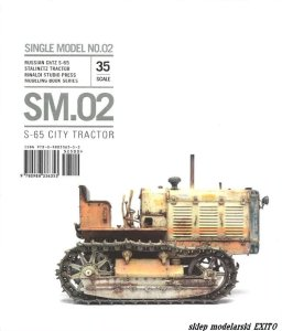 RINALDI STUDIO PRESS - Single Model 02 - S-65 City Tractor