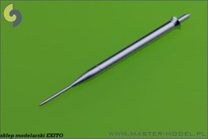 MASTER AM-24-006 - 1:24 Harrier GR.1 / T.2 / AV-8A / AV-8C - Pitot Tube & Angle Of Attack probe
