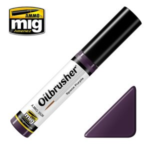 AMMO MIG 3526 - Oilbrusher - Space Purple