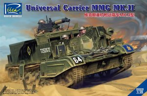 RIICH MODELS 35016 - 1:35 Universal Carrier MMG Mk.II Vickers .303 MG