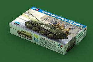 HOBBY BOSS 83896 - 1:35 Russian ASU-57 Airborne Tank Destroyer