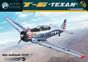 KITTY HAWK 32001 - 1:32 T-6 Texan