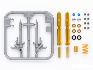 TAMIYA 12690 - 1:12 Honda CBR1000RR-R Front Fork Set Detail-Up Parts