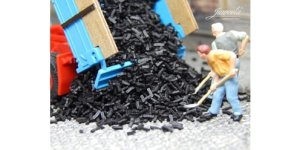 JUWEELA 28116 - 1:87 Briquettes of coal Union 3000 pcs