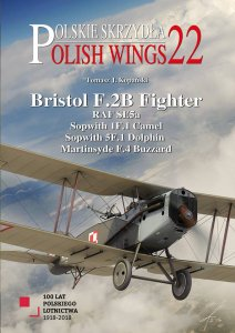 STRATUS - Polish Wings No.22. Bristol F.2B Fighter and others