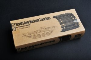 TRUMPETER 02055 - 1:35 Strv103 early Workable Track links
