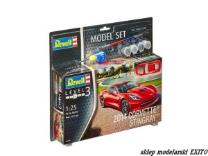 REVELL 67060 - 1:25 2014 Corvette Stingray