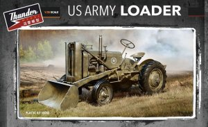 THUNDER MODEL 35002 - 1:35 US Army Loader