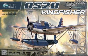 KITTY HAWK 32016 - 1:32 OS2U Kingfisher