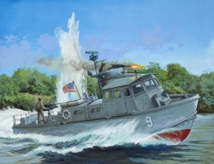REVELL 05122 - 1:48 US Navy Swift Boat PCF