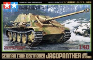 TAMIYA 32522 - 1:48 Jagdpanther Late Version