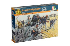 ITALERI 6054 - 1:72 French Foregin Legion - Colonial Wars
