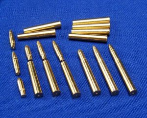 RB MODEL 35P14 - 1:35 Ammunition 76,2mm L/53 M7 gun for M-10