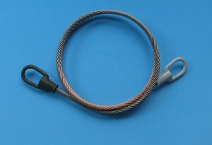 EUREKA XXL ER-2504 - 1:25 Towing cable for T-34/76 i SU-85/100/122.