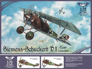 BAT 72007 - 1:72 Siemens-Schuckert D.1 late