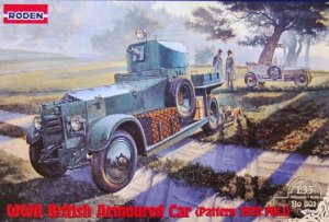 RODEN 801 - 1:35 RR Armored Car 1920 Pattern Mk1