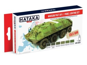 HATAKA AS24 - Warsaw Pact AFV / panel lighting set