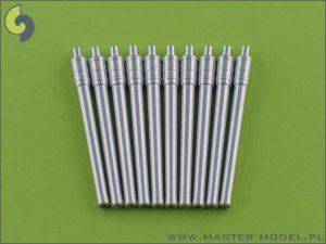 MASTER SM-350-009 - 1:350 IJN 36cm/45 (14in) Vickers and 41st Year Types barrels (8pcs)