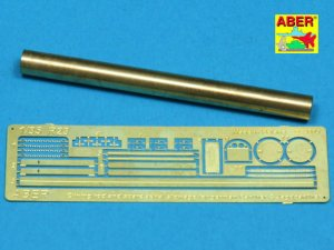 ABER R-23  - 1:35 Cleaning rod and spare aerial stowage for Panther & Jagdpanther
