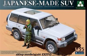 TAKOM 2007 - 1:35 Japanese-Made SUV w/ figure