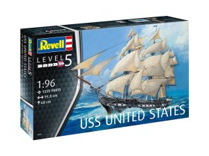 REVELL 05606 - 1:96 USS United States