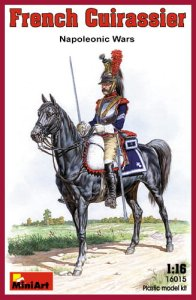 MINIART 16015 - 1:16 French Cuirassier Napoleonic Wars