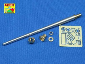 ABER 35L-019  - 1:35 German 75 mm Barrel for PaK 40 early model