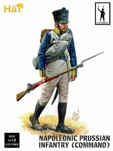 HAT 9319 - 1:32 Napoleonic Prussian Infantry Command