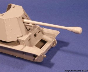 PANZERART 35166 - 1:35 PaK 40 Barrel with Canvas Cover