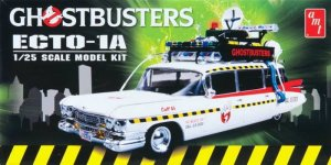 AMT 750 - 1:25 Ghostbusters ECTO-1A
