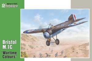 SPECIAL HOBBY 32057 - 1:32 Bristol M.1C Wartime Colours