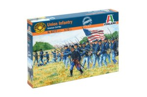 ITALERI 6177 - 1:72 Union Infantry - American Civil War