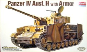 ACADEMY 13233 - 1:35 Pz.Kpfw IV H with armor