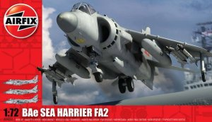 AIRFIX 04052 - 1:72 BAe Sea Harrier FA2