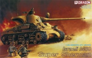 DRAGON 3528 - 1:35 Israeli M50 Super Sherman