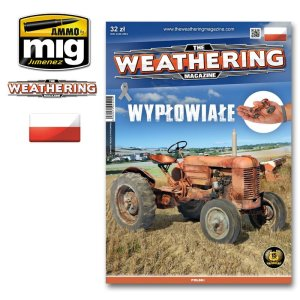 The Weathering Magazine Nr 21 - Wypłowiałe / Faded (Polish language)