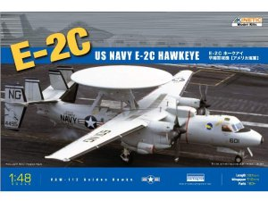 KINETIC 48013 - 1:48 E-2C Hawkeye USA