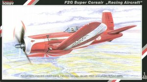 SPECIAL HOBBY 48049 - 1:48 F2G Super Corsair Racing Aircraft