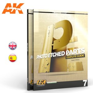 AK INTERACTIVE 244 - Photo Etched Parts